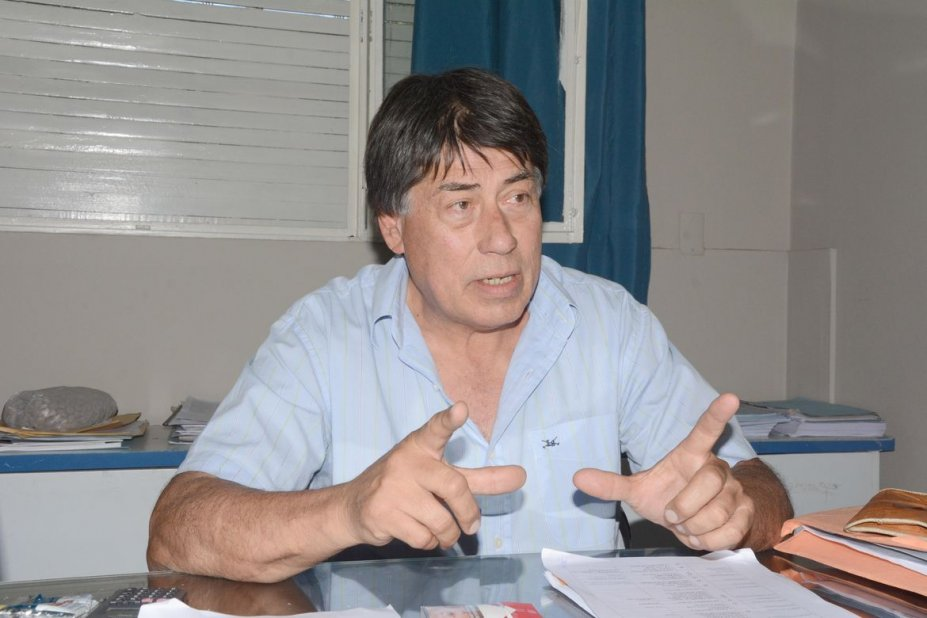 Guillermo Sadir, Director de Recursos Hídricos