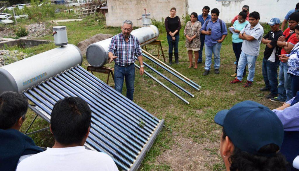 Jujuy apuesta a la formación en energía solar y eficiencia energética; para hoy y como legado para las generaciones que vendrán.