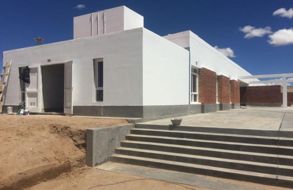 El nuevo secundario de Artes apuesta a fortalecer la producción cultural en Casira y alrededores.