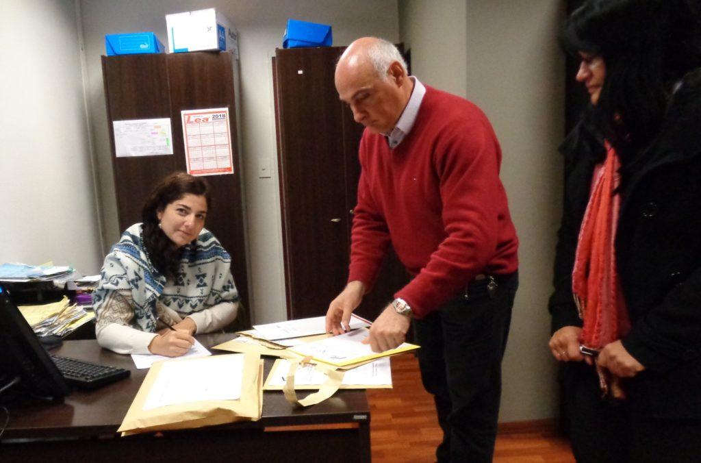 Es Ordenamiento Territorial y Vivienda el área ministerial encargada de las obras civiles en los loteos fiscales generados para Jujuy Hábitat y sus Sistema de Transparencia para la Adjudicación.