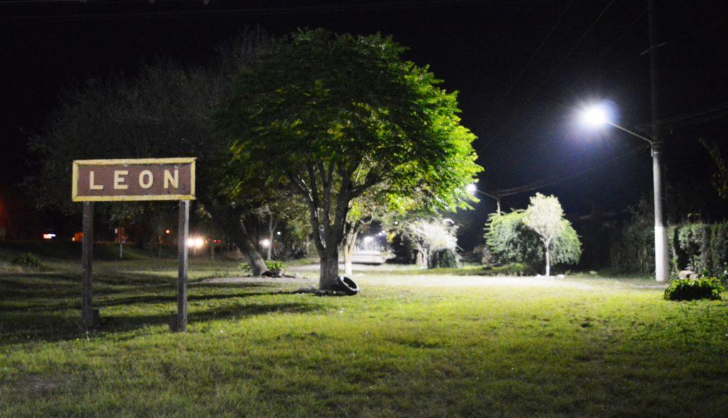 Con el Plan Alumbrado Eficiente, luminarias de tecnología LED ya iluminan las calles de pueblos y ciudades jujeñas.