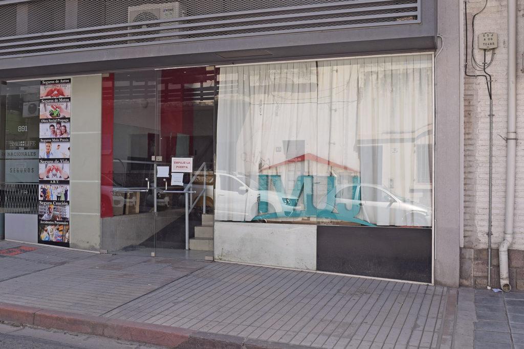 Anexo del IVUJ en calle Salta